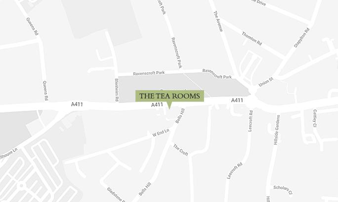 The Tea Rooms, Barnet