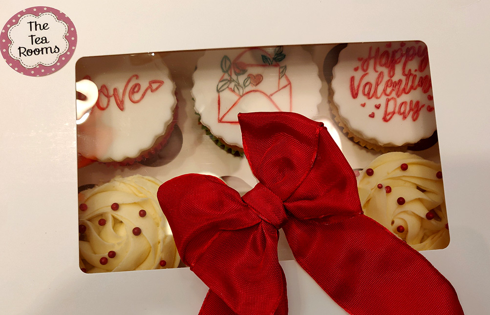 Cupcakes to takeaway